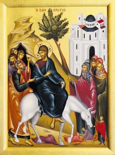 Why Did Jesus Ride a Donkey into Jerusalem on Palm Sunday?