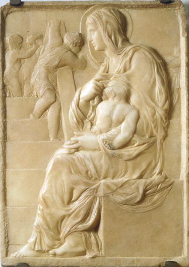 Why do Catholics worship the Virgin Mary?
